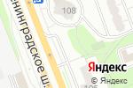 Схема проезда до компании Восток-Сервис в Москве