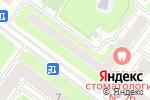 Схема проезда до компании Хоккейный комиссионный магазин в Москве