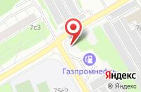 Схема проезда до компании Интегра в Москве