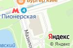 Схема проезда до компании Магазин бижутерии в Москве