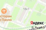 Схема проезда до компании Говоруша в Москве