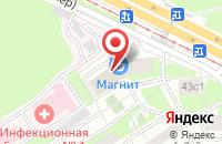 Схема проезда до компании Инжинирингстройгрупп в Москве