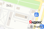 Схема проезда до компании Почта Банк, ПАО в Чехове