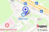 Схема проезда до компании СЕРВИСНАЯ МАСТЕРСКАЯ ГАРАНТ-МАЛЫШ в Москве