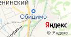 Управление пенсионного фонда РФ в Ленинском районе на карте
