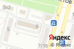 Схема проезда до компании Tele2 в Чехове