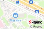 Схема проезда до компании Пивной двор в Москве
