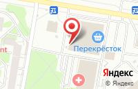 Схема проезда до компании Аракс в Москве