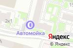 Схема проезда до компании Solt company в Москве