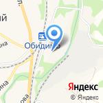 Техпрогресс на карте Ленинского