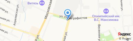 Мясная лавка на карте Чехова