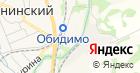 Нотариус Гарбузюк Н.В. на карте