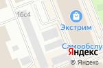 Схема проезда до компании КЛООС ВОСТОК в Москве