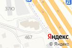 Схема проезда до компании Christmas Market в Москве