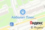 Схема проезда до компании МГК в Москве