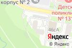 Схема проезда до компании Мировые судьи района Тропарево-Никулино в Москве