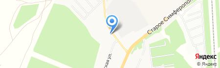 Автомойка на Земской на карте Чехова