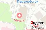 Схема проезда до компании Savage в Москве