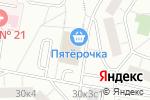 Схема проезда до компании Магазин товаров для дома на ул. Академика Анохина в Москве