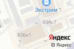Схема проезда до компании Sniper Head в Москве
