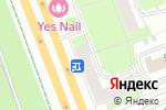 Схема проезда до компании Косметологический салон в Москве