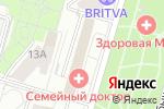 Схема проезда до компании Салон связи в Москве