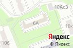 Схема проезда до компании Пробизнес-Девелопмент в Москве