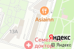 Схема проезда до компании Remdevice в Москве