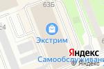 Схема проезда до компании Daiwa в Москве