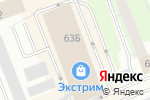 Схема проезда до компании Roller-Shop в Москве