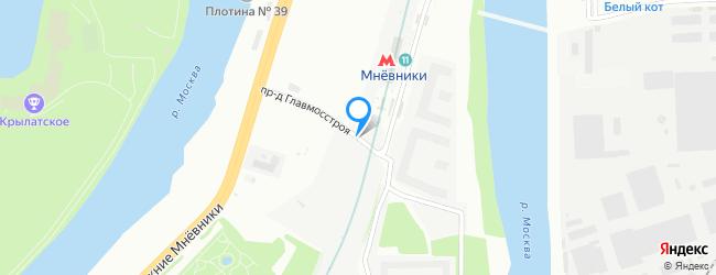 проезд Главмосстроя