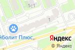 Схема проезда до компании Биосфера в Москве