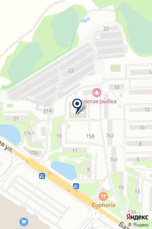МУП ЖИЛКОМСЕРВИС на карте Лобни
