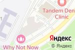 Схема проезда до компании СпортМедИмпорт в Москве