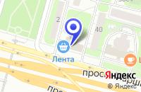 Схема проезда до компании МЕБЕЛЬНЫЙ САЛОН ЭКОФОРМ в Москве
