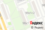 Схема проезда до компании Кадзе-Но-Рю в Москве
