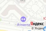 Схема проезда до компании Столичный Центр Аудита и Оценки в Москве