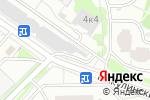 Схема проезда до компании Профшинсервис в Москве