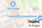 Схема проезда до компании Comfort Lock в Москве