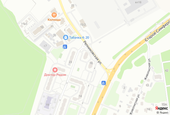 продажа квартир Губернский