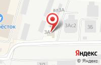 Схема проезда до компании Скифсервис в Чехове