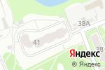 Схема проезда до компании ЮгДомСервис в Чехове