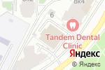 Схема проезда до компании Aleksa в Москве