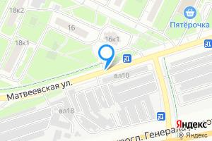 Снять комнату в трехкомнатной квартире в Москве м. Раменки, Матвеевская улица