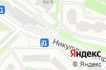 Схема проезда до компании Киоск фруктов и овощей в Москве