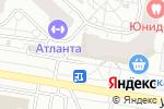 Схема проезда до компании PUPER.RU в Москве