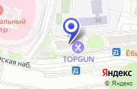 Схема проезда до компании Двери365 в Москве