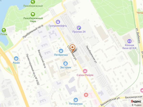 Остановка 11-й автобусный парк - Киностудия в Москве