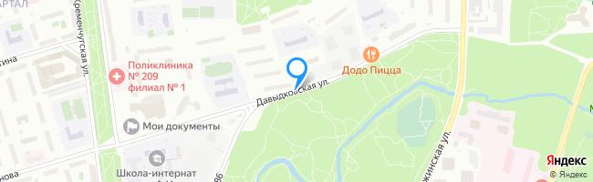 Давыдковская улица