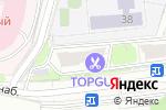 Схема проезда до компании Wellton Park Золотая Миля в Москве